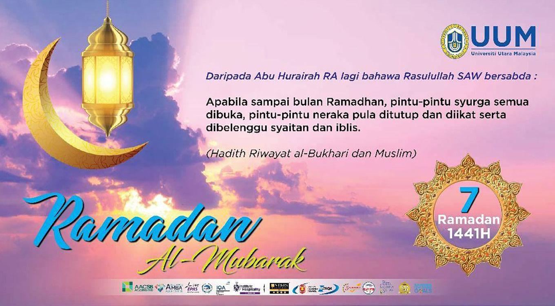 30/4/2020 ramadan day 7