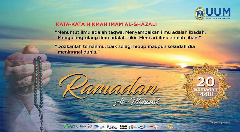 13/5/2020 ramadan day 20