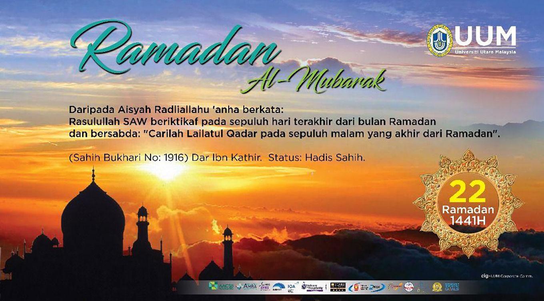 15/5/2020 ramadan day 22
