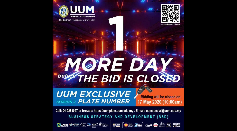 16/5/2020 uum plate