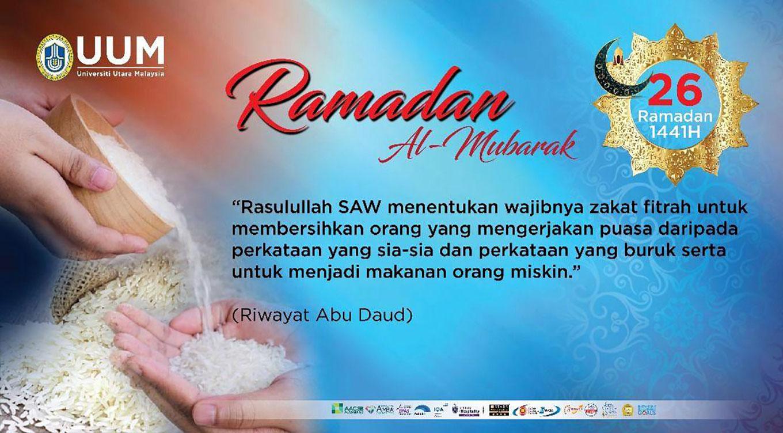 19/5/2020 ramadan day 26