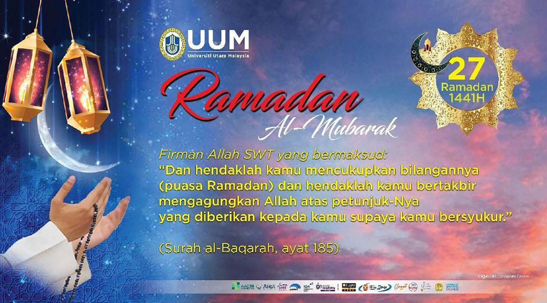 20/5/2020 ramadan day 27